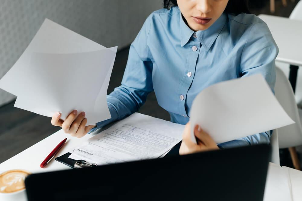 債務整合條件:準備相關文件